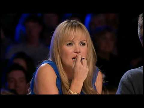 Shaun Smith  Aint No Sunshine :: Britain Got Talent 2009 Auditions