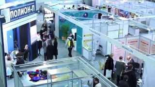 4-я выставка Полиуретанэкс - 2012: итоговое видео(С 28 февраля по 1 марта 2012 года в МВЦ