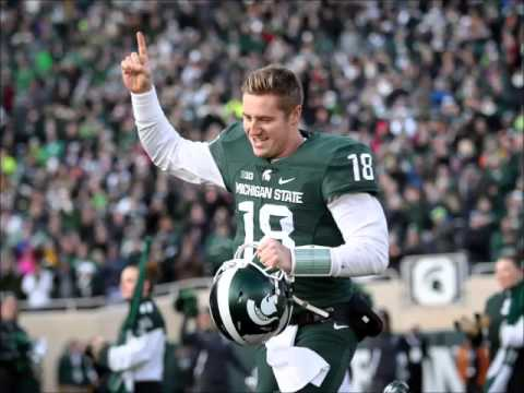 Connor Cook Golden Arm Award Announcement