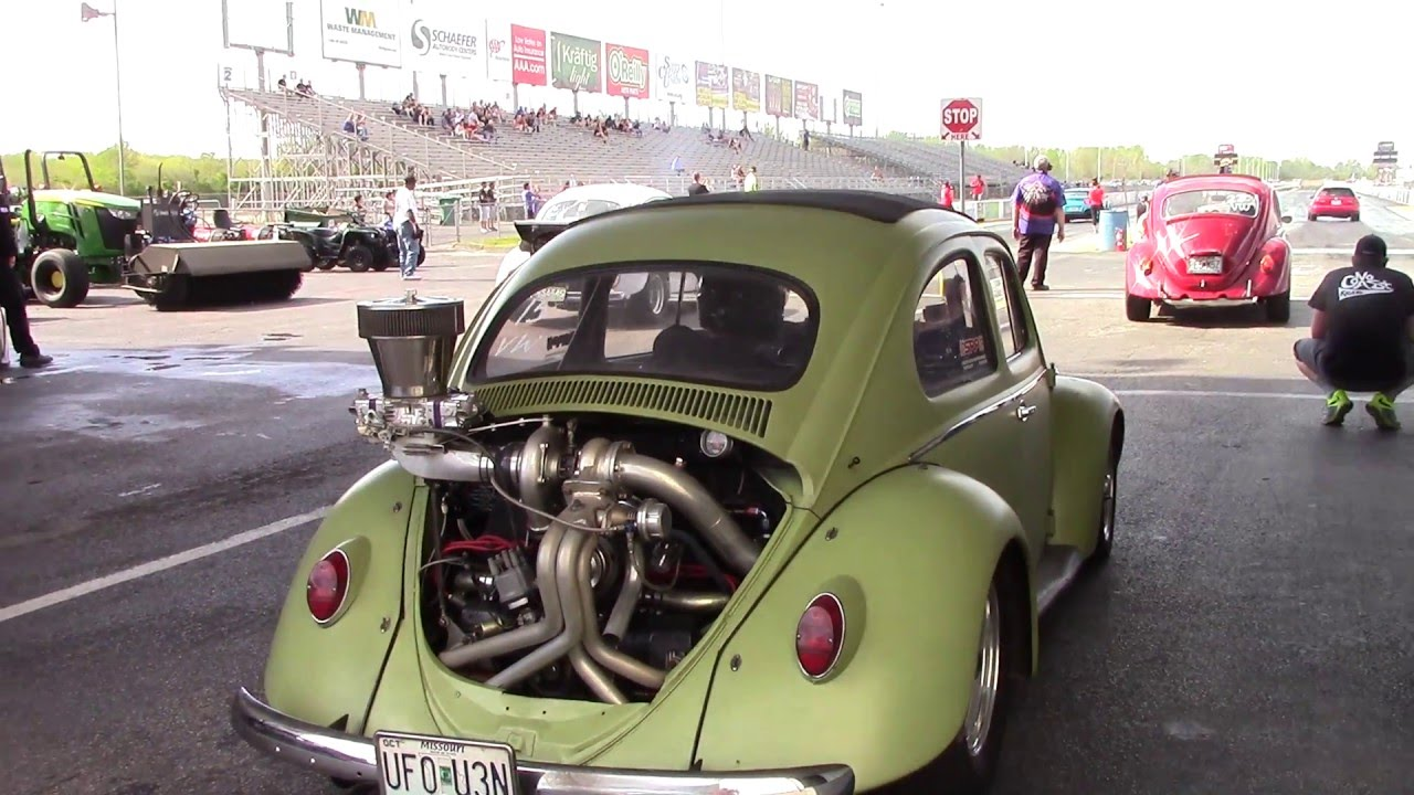 Turbo Charged Air Cooled VW Beetle's at 2016 Import ...