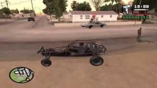 Lecplej GTA San Andreas - Slovensky - part 35 - Pulaski