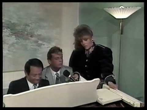 Luis Miguel - Aquel señor - Show veronica castro 89