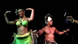Rapa Nui Dancing Show  - Easter Island
