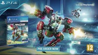 RIGS Mechanized Combat League | Campaign Reveal | PlayStation VR