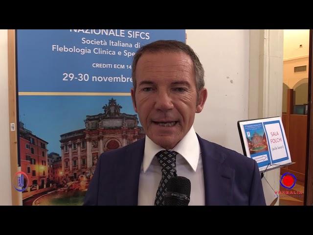 XXI CONGRESSO SIFCS - INTERVISTA A MASSIMO DANESE