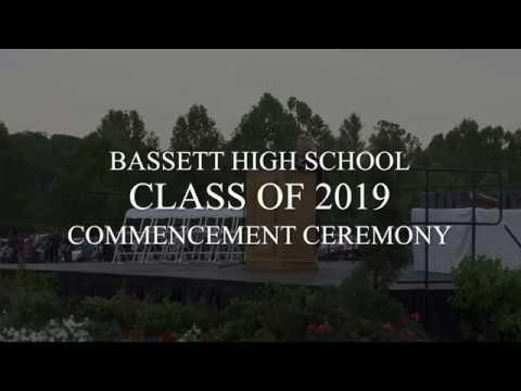 2019 Bassett High School Graduation