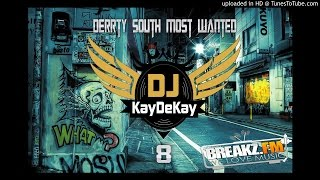 hip hop r&nb mix -Derrty South Most Wanted Vol.8