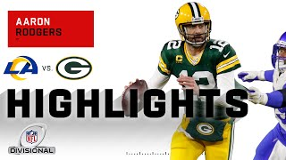 Aaron Rodgers Leads Packers to 2nd Consecutive NFC Title Game! | NFL 2020 Highlights