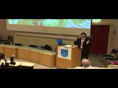 Wieslaw Binienda - lecture at Dublin Institute of Technology (2014.02.03)