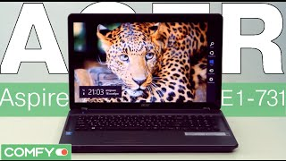 видео Ремонт ноутбука ACER Aspire E1-731