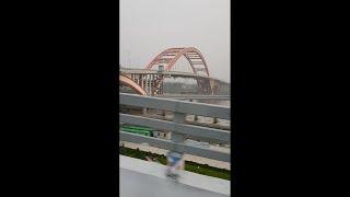 Test Cầu Hoàng Văn Thụ Chưa hoàn thiện TP Hải Phòng