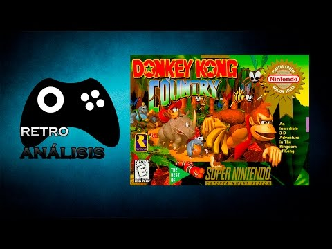 Donkey Kong Country (Super Nintendo) Análisis/Review