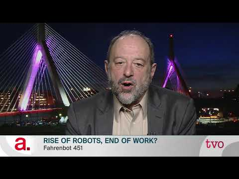 Rise of Robots, End of Work?
