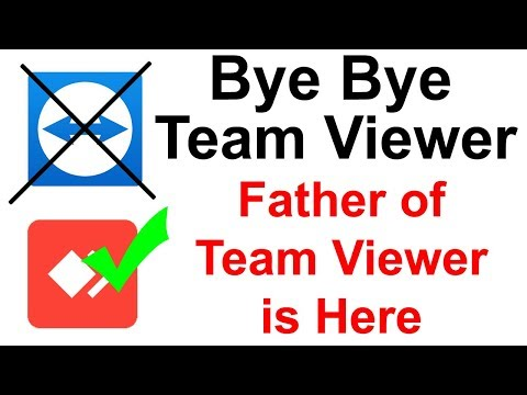 Top Rated Screen Sharing Software Of 2018 - Team Viewer Alternative App