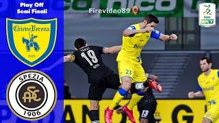 Pes 2020 Serie B • Chievo vs Spezia • (Semi Finali)