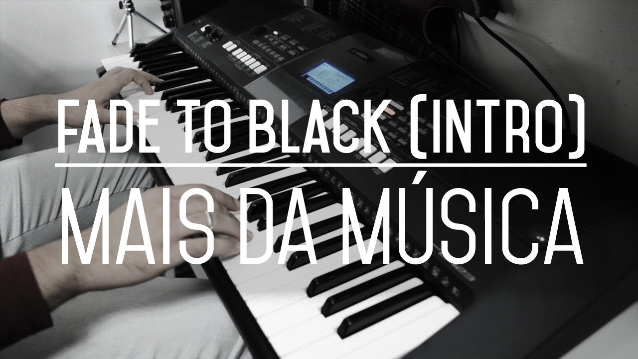 Fade To Black | Mais da Música Cover - YouTube