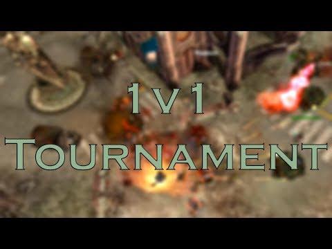Dawn Of War - Soulstorm | Elseware Entertainment 1v1 Tournament [2009]