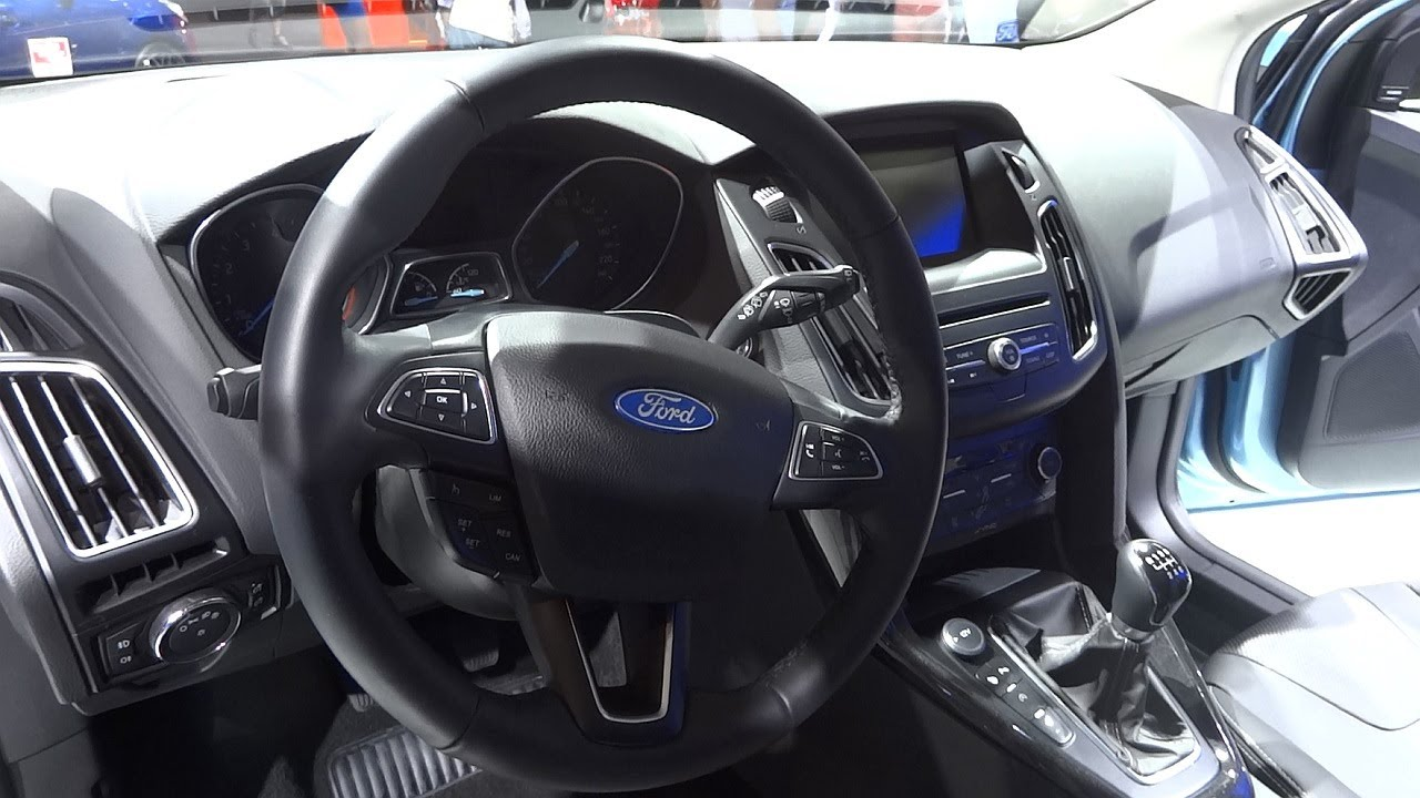 ford focus turnier facelift 2014 interior exterior youtube. Black Bedroom Furniture Sets. Home Design Ideas