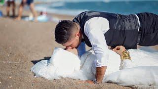 تصوير عرسان في تركيا~عروسة غركت بالبحر - turkish wedding