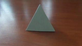 Оригами - Пирамида