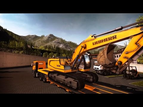 Construction Simulator 2015 - Gameplay