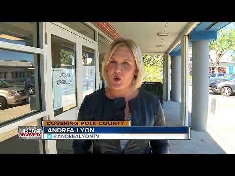 Polk FEMA center to close Friday