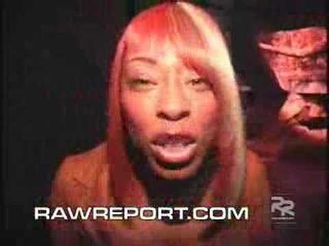 Shawnna - 2 - The Raw Report - Disturbing Tha Peace DVD