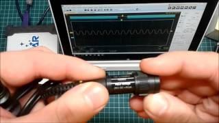 нанообзор осциллографа Instrustar isds205a