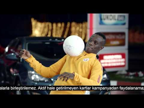 Lukoil Türkiye Futbolun Devleri #Galatasaray Reklamı