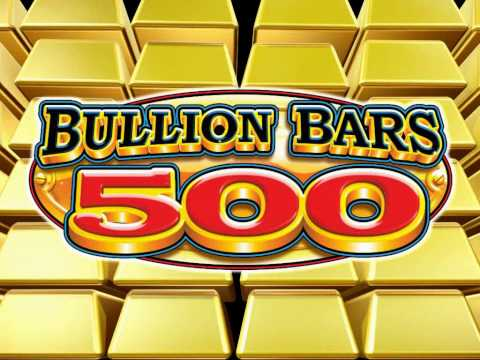 Bullion Bars 500 Attract Sequence