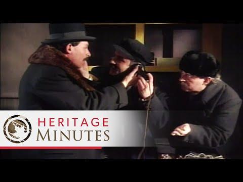 Heritage Minutes: Marconi