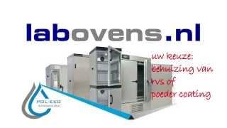 lab incubators en droogovens