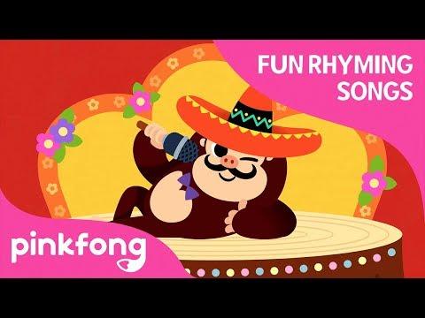 La La Gorilla   Fun Rhyming Songs   Pinkfong Songs for Children