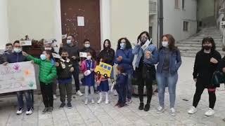 Molise, alunni senza scuolabus: la protesta a Lupara