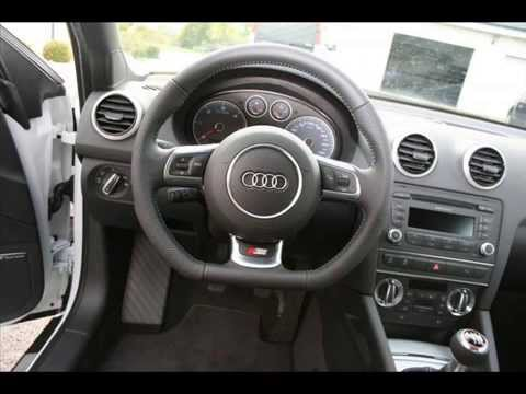 audi a3 sportback 2 0 tdi 140 cv s line youtube. Black Bedroom Furniture Sets. Home Design Ideas