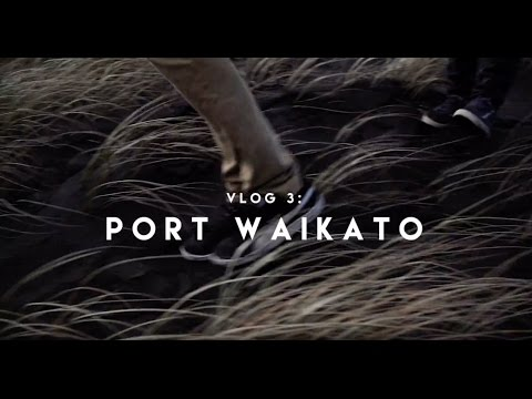 How to Make a Travel Show: VLOG 3 - Port Waikato