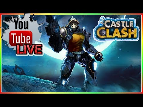 FULL Breakthrough 30 Sniping Team In Guild Wars Castle Clash