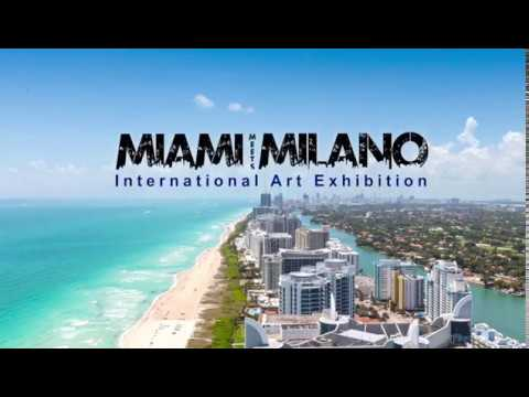 Miami meets Milano | International Art Exhibition