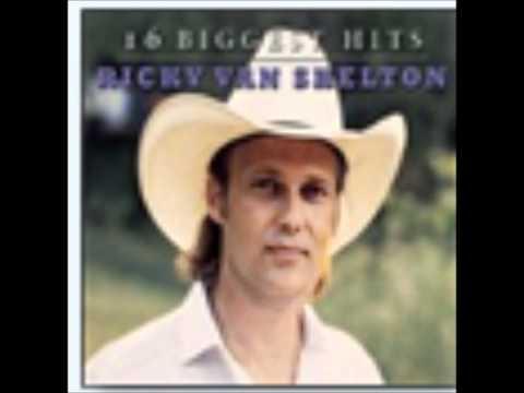Ricky Van Shelton :Somebody Lied