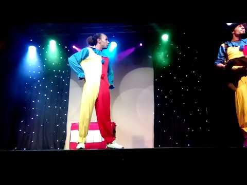 Circus show 24 Minutes November 2016 DB San Antonio Malta