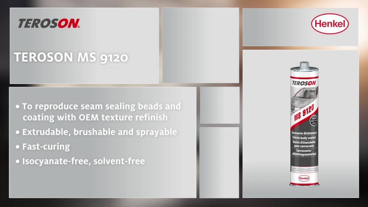 TEROSON MS 9120 - Seam Sealing - Standard Seams