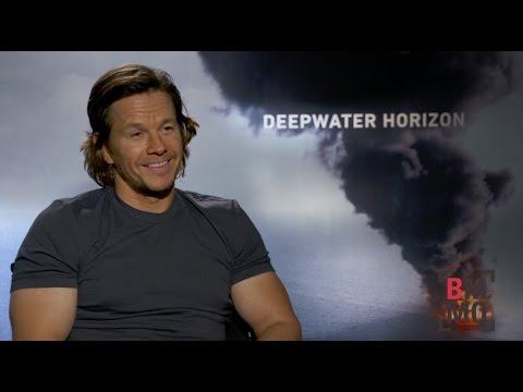 Mark Walhberg Interview - Deepwater Horizon