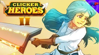 INFINITE CLICKING POSSIBILITY! Clicker Heroes 2 - Rebusplays Preview