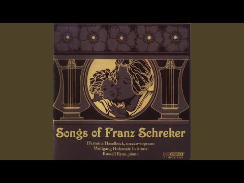 Mutterlieder: I. O Glocken, Böse Glocken, Op. 5 - 1