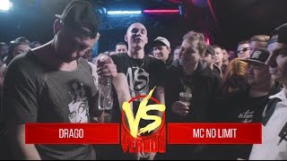 VERSUS BPM  Drago VS MC No Limit