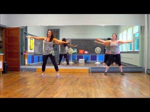 Stitches Zumba Routine