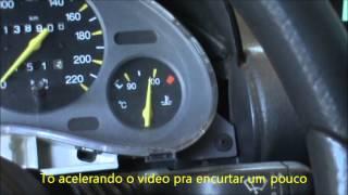 Funcionamento do arrefecimento do Corsa com kit verão e alarme thumbnail