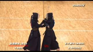 2008 Round2 Shodai Kenji (56th All Japan Kendo Championship)
