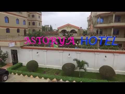ASTORYA HOTEL A LOME/TOGO Quartier Adidogomé-Avénou Von Diamond Bank