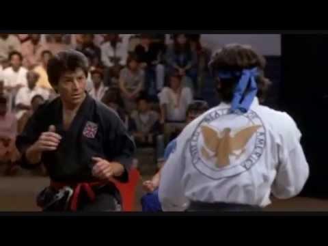 American Ninja 3: David Bradley vs John Barrett